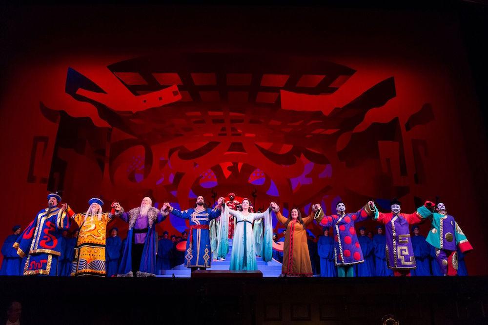 "Puccini's ""Turandot"""