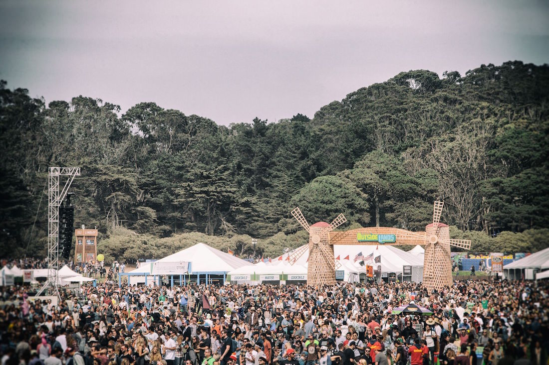 Last year's Outside Lands festival