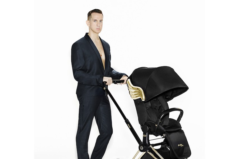 Strolling In Style: Meet The CYBEX by Jeremy Scott Priam