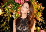 Emily Ratajkowski attends the Unicef Summer Gala Presented by Luisaviaroma cocktail party at Villa Violina on August 10 in Porto Cervo, Italy