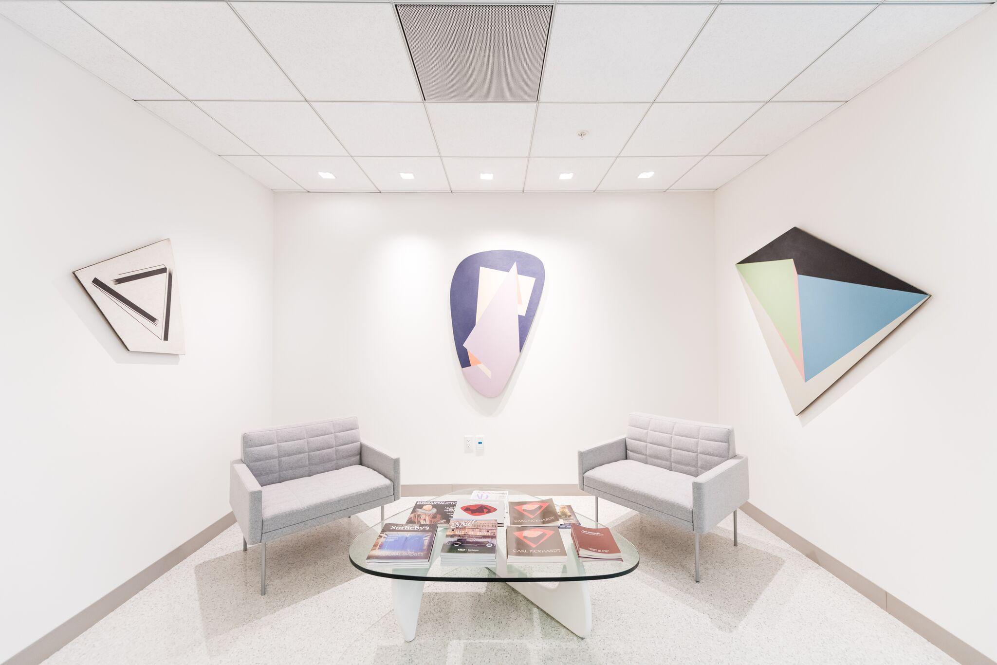 Sotheby's lobby