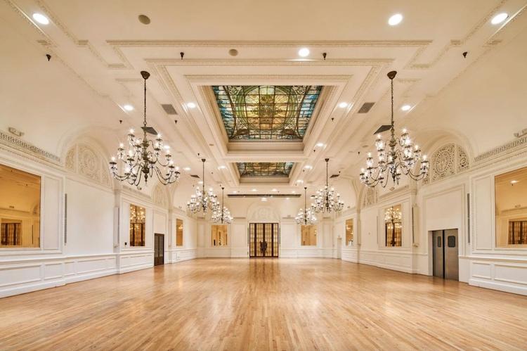 Alexandria Ballroom_Palm Court