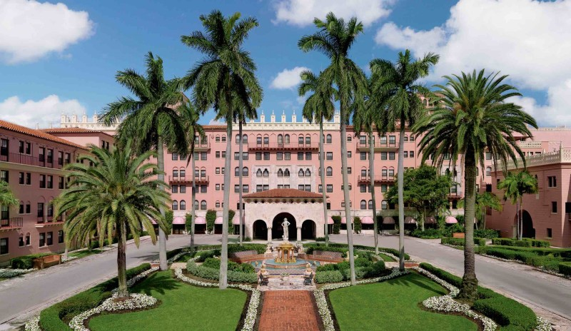 Boca Raton Resort & Club Exterior