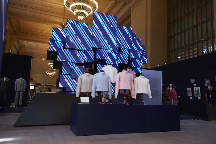 Brooks Brothers Grand Central Exhibition 6