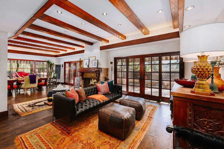 Cheru0027s Recently Listed $2.5 Million Beverly Hills Retreat Reveals Eclectic  Decor