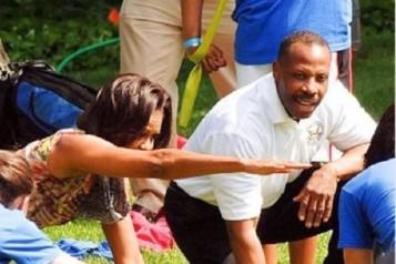 Cornell McClellan – Michelle Obama