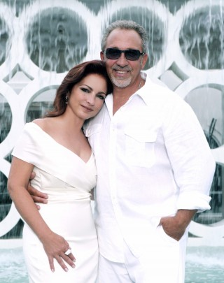 Gloria and Emilio Estefan (Photo Credit Jesús Carrero)
