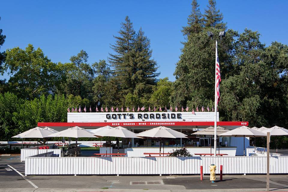 Gott's Roadside in St. Helena