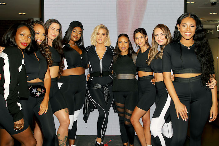 Good American and SIX:02 Launch Performance Line with Co-Founders Emma Grede and Khloe Kardashian in New York City