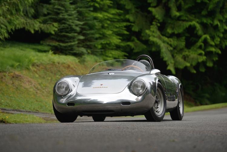 Mecum Auctions - 1958 Porsche 550A Spyder