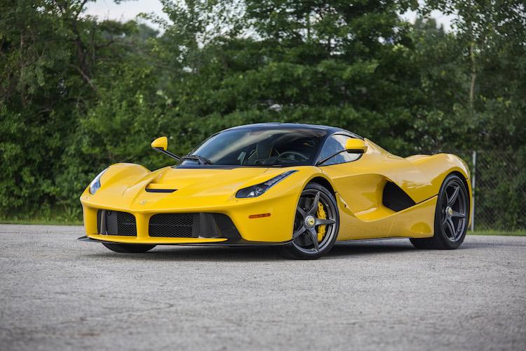 Mecum Auctions - 2015 Ferrari LaFerrari
