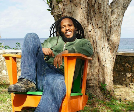 Ziggy Marley: My 5 Tried & True Travel Fitness Tips