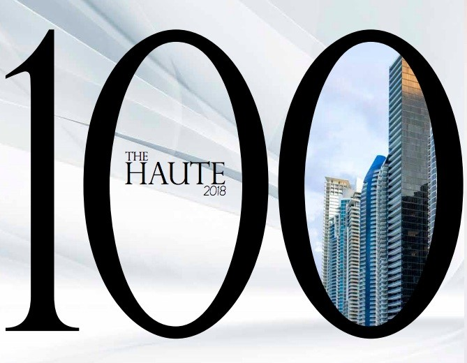 The 2018 Miami Haute 100 List