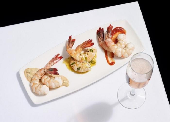 Del Frisco's Shrimp