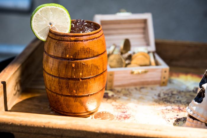 The Rum Traitor
