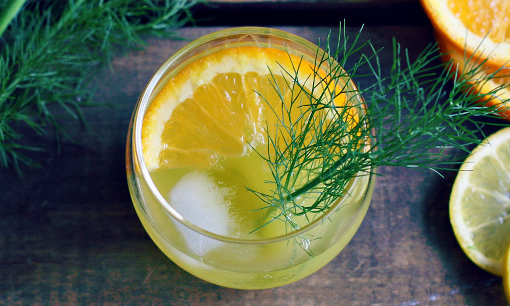 Kinson Lau and Matt Graham will explore fun and creative ways to use fresh herbs and herbal liqueurs during The Fennel Countdown.
