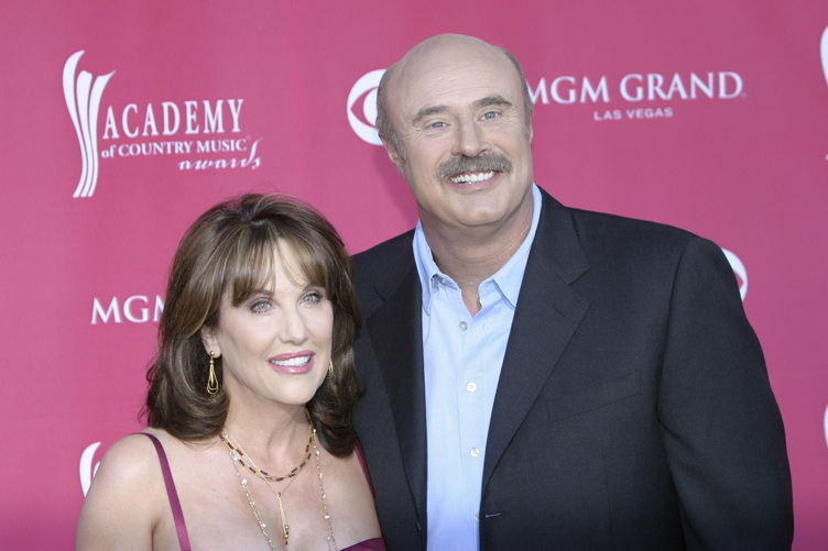 McGraw with husband Dr. Phil