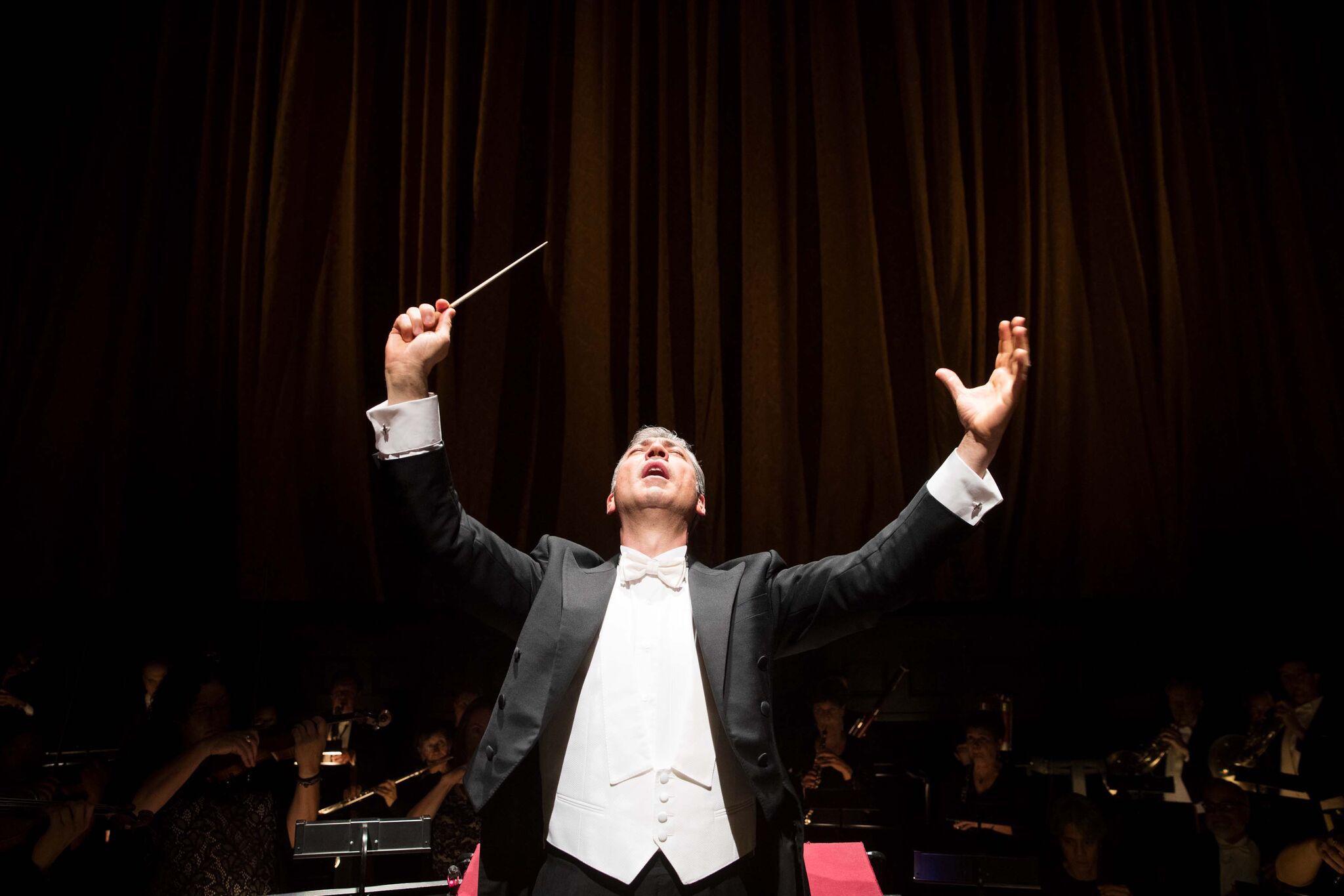Conductor Nicola Luisotti
