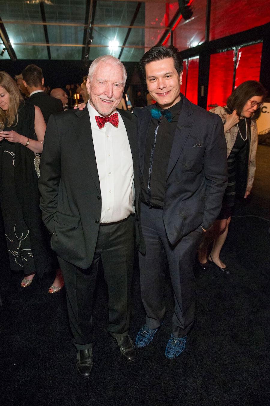 James Hormel and Michael Nguyen-Hormel