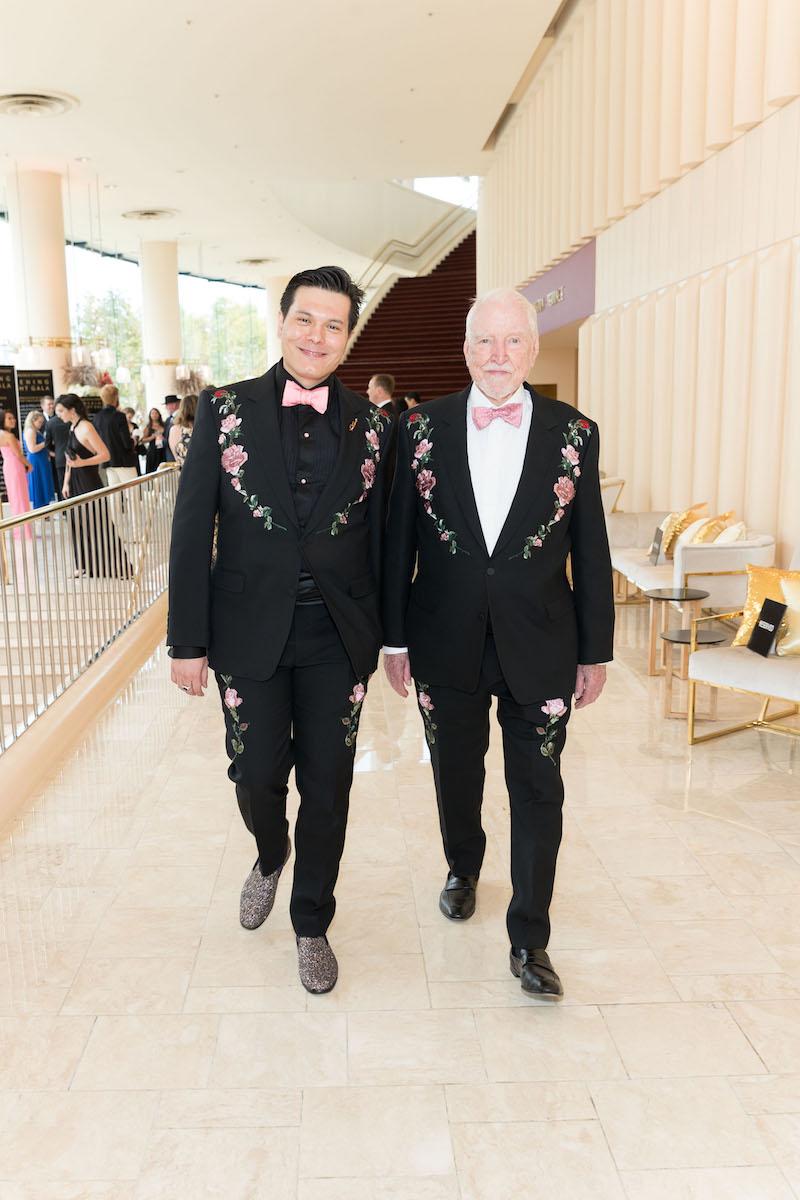 Michael Nguyen-Hormel and James Hormel