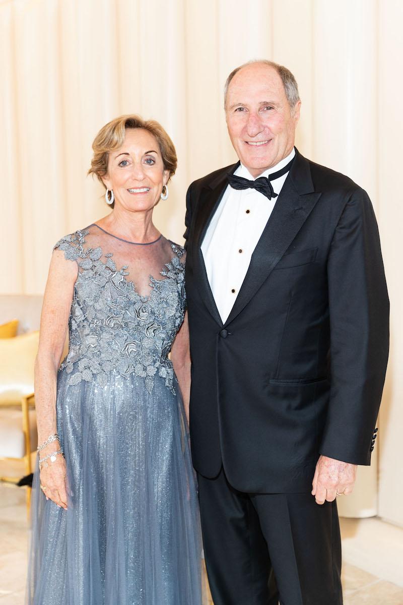 Marcia Goldman and John Goldman