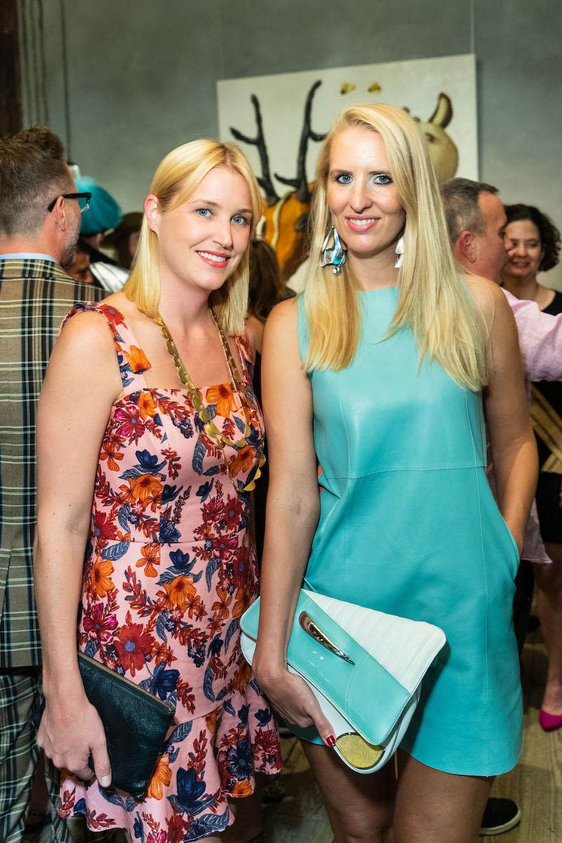 Jessica Herzog and Gwendolyn Raynor