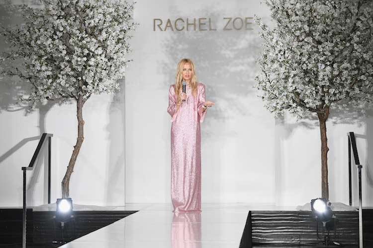 Rachel Zoe Debuts Feminine French Inspired Spring Collection