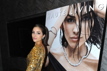 Haute Living And Real Is Rare Real Is A Diamond Celebrate Olivia Culpo Cover Of Haute Living