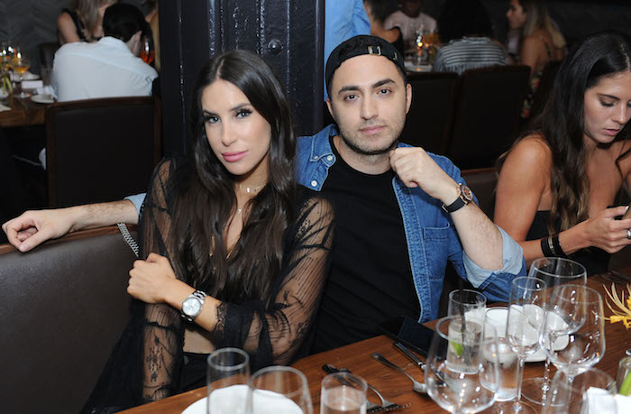 Jen Selter and JoJo attend the Haute Living and Real Is A Diamond celebration of Olivia Culpo's New York Cover during New York Fashion Week at Scarpetta, New York on September 6, 2018 in New York City.