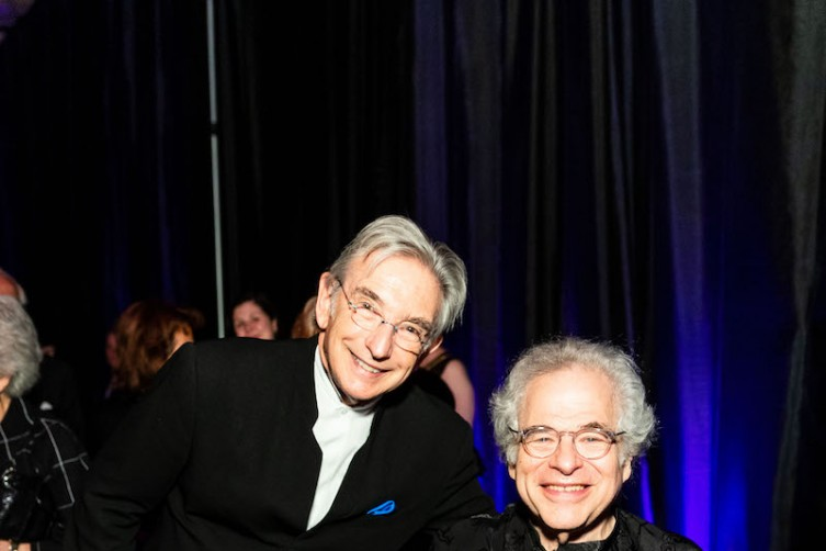 SAN FRANCISCO, CA - September 5 - Michael Tilson Thomas attends San Francisco Symphony Opening Night Gala on September 5th 2018 at Davies Symphony Hall in San Francisco, CA (Photo - Drew Altizer)