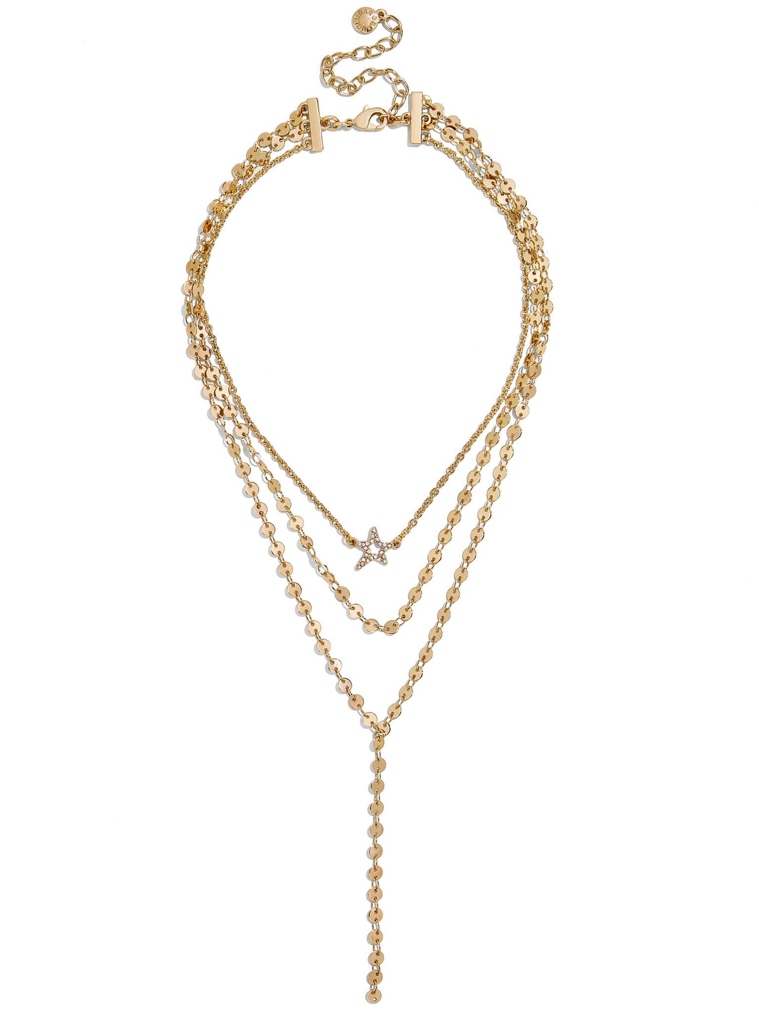 A Chandon-inspired necklace
