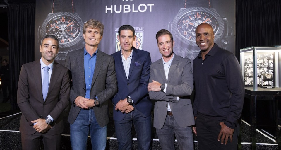 Hublot Launches Big Bang Unico Best Buddies Limited Edition With Best Buddies In San Francisco