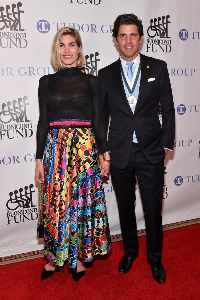 """Delfina Blaquier and Honoree Ignacio """"Nacho"""" Figueras"""
