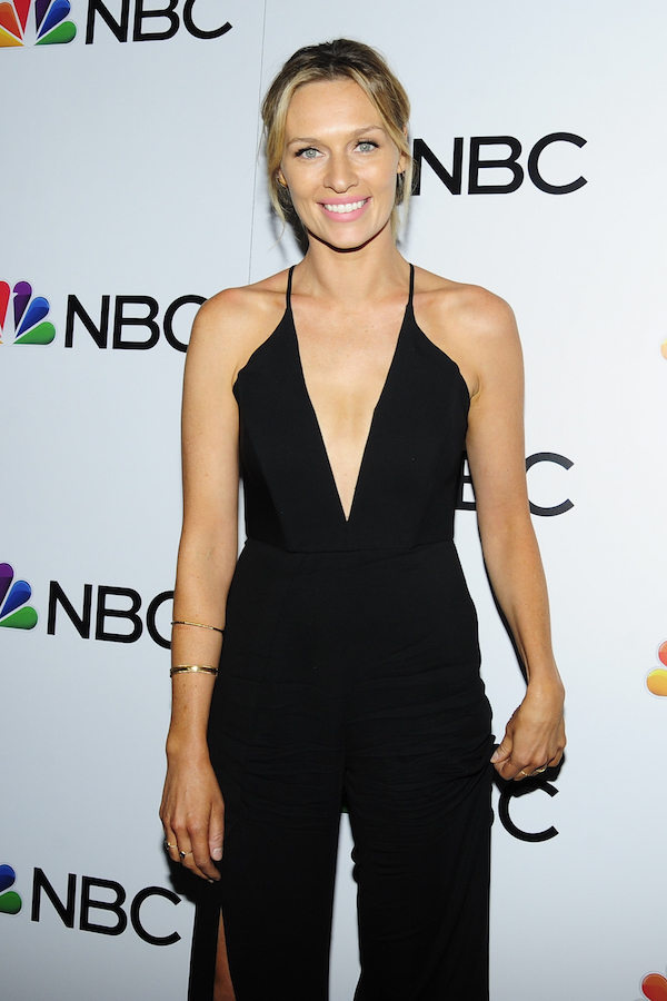 Michaela McManus attends NBC And The Cinema Society Host A Party For The Casts Of NBC's 2018-2019 Season at The Four Seasons Restaurant on September 20, 2018 in New York.