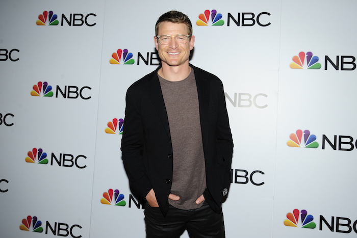 Philip Winchester attends NBC And The Cinema Society Host A Party For The Casts Of NBC's 2018-2019 Season at The Four Seasons Restaurant on September 20, 2018 in New York.
