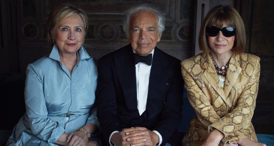 Ralph Lauren Celebrates 50th Anniversary With Iconic, Star-Studded Show For NYFW In Central Park