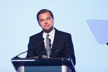 Leonardo DiCaprio Foundation Gala – Inside
