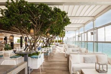 Watr Rooftop at 1 Hotel South Beach