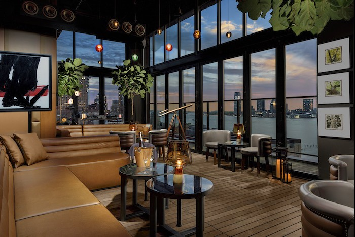 Enjoy Rooftop Season All Year Long At These 5 Haute Spots