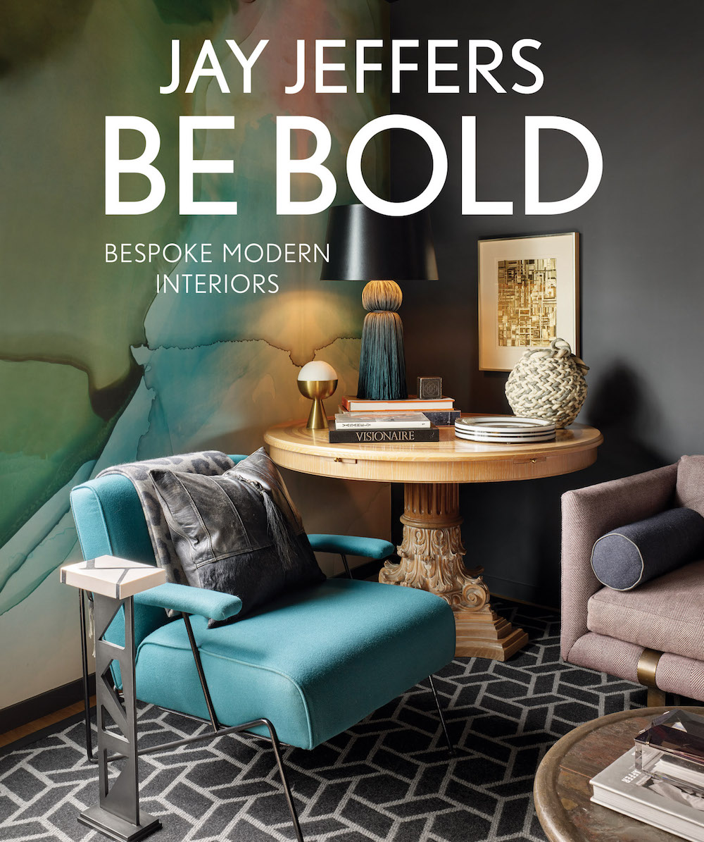 "Jeffers new book, ""Be Bold"""