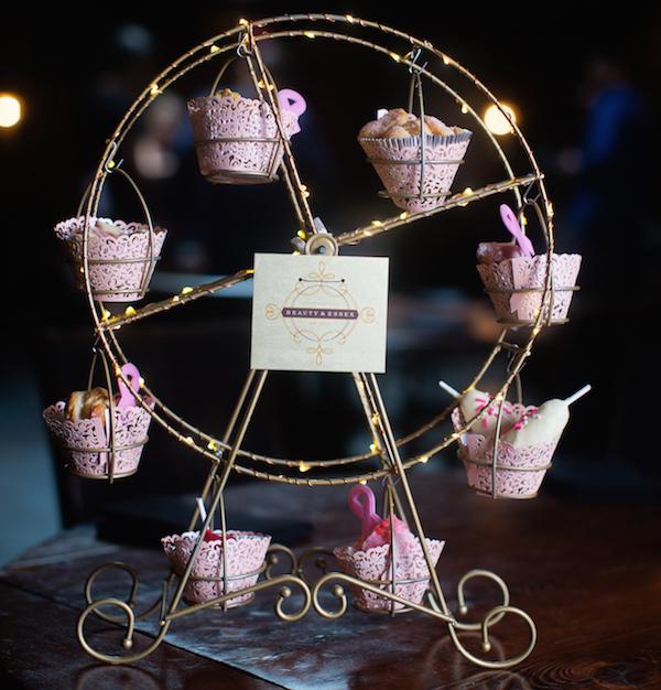 Beauty & Essex NY - Beauty's Pink Wonder Wheel 3