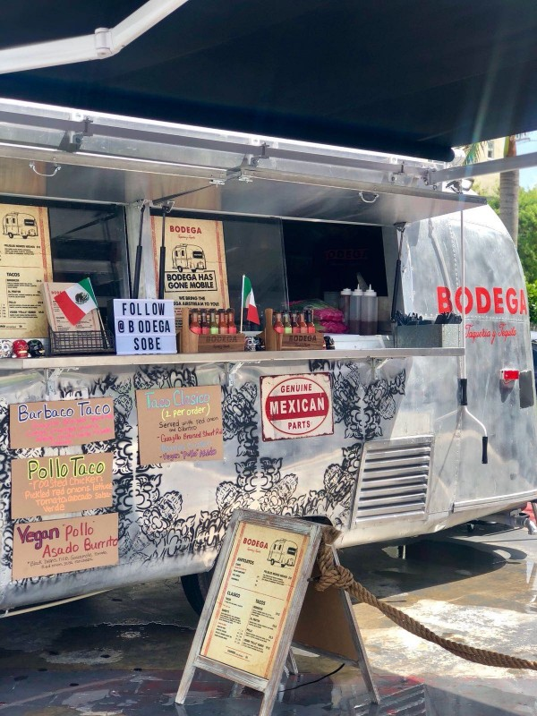 Bodega - Bodega Wynwood Airstream
