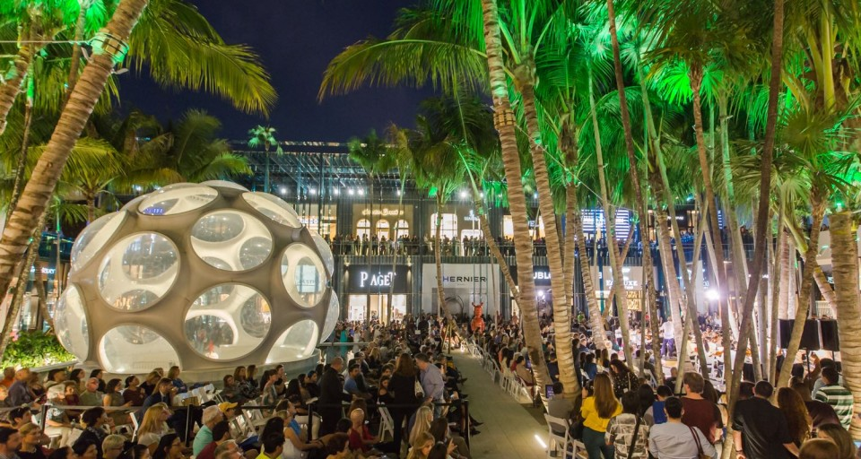Miami Design District Performance Series Returns With Stellar Lineup For Fall 2018