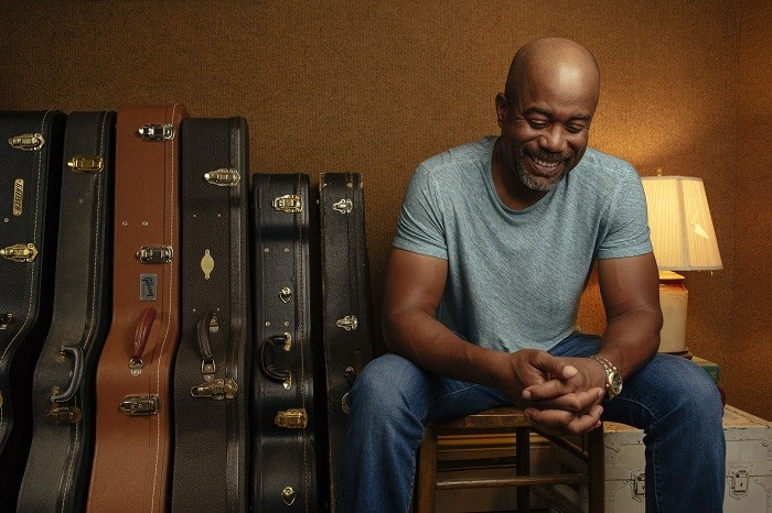 Darius Rucker Reflects On His Journey From Pop Star To Country Music Sensation