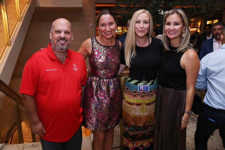 David Mallis, Linsey Smith, Angela Birdman, & Karla Pascua