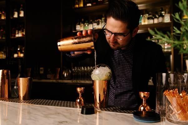 Park MGM Juniper Cocktail Lounge Craig Schoettler