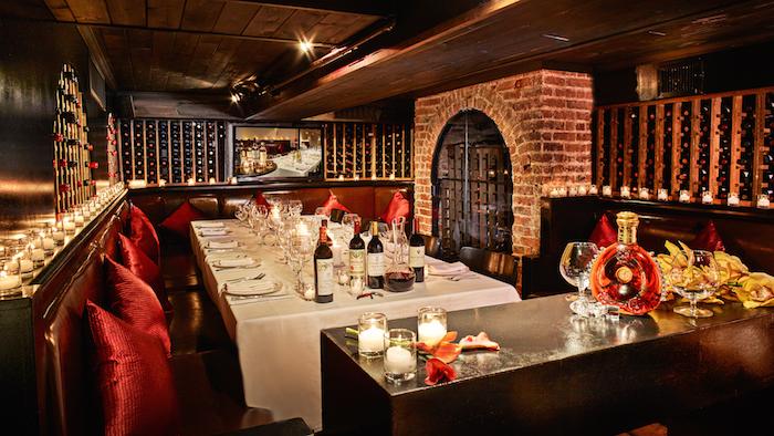 Wheels Up Wine Cellar