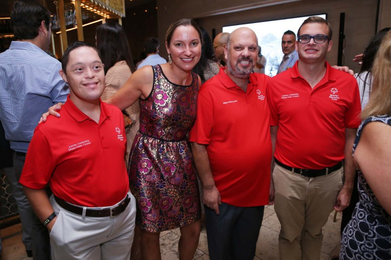 Ramon Montero, Linsey Smith, David Mallis, & Ricky Dager1