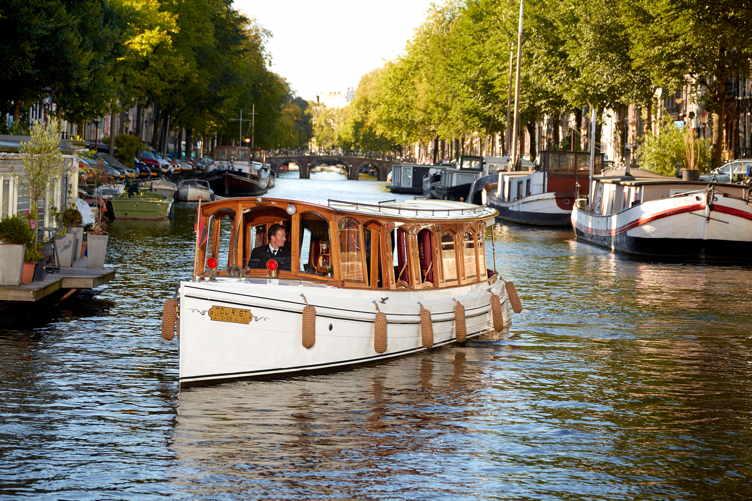 The Pulitzer boat
