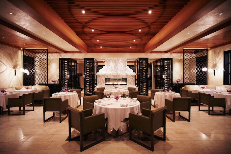 Wolfgang Puck Hotel Bel-Air Dining Room